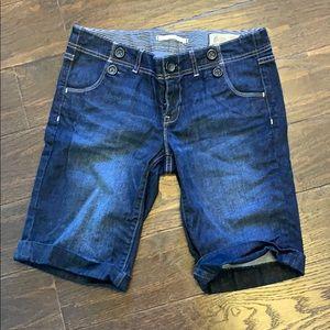 Gap limited edition denim shorts